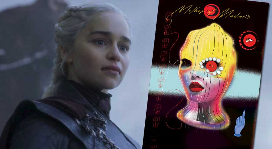 Emilia Clarke Announces New Comic MOM: Mother of Madness