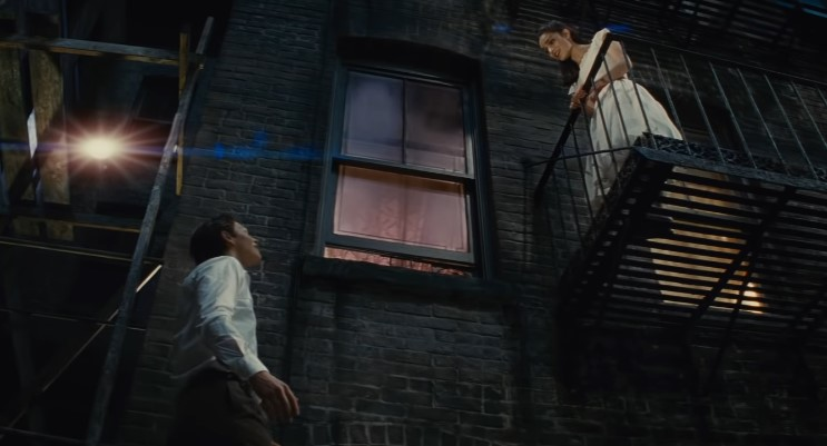 Watch the First Trailer for Steven Spielberg's West Side Story