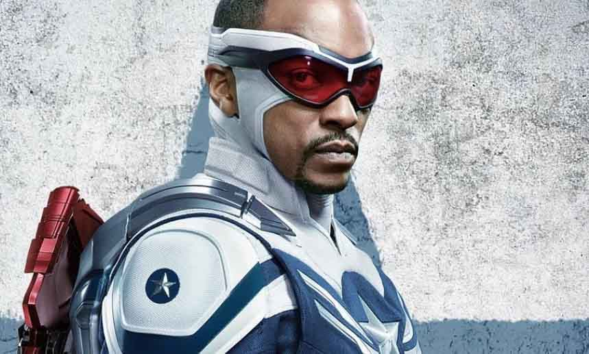 Anthony Mackie found out about Captain America 4 via a Fan in the Grocery Store
