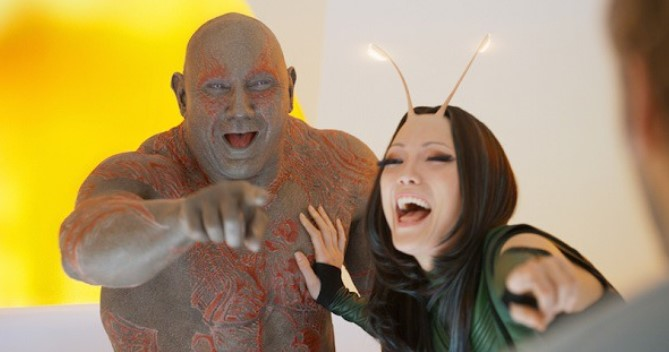 Dave Bautista: Guardians of the Galaxy Vol. 3 will have a New Script