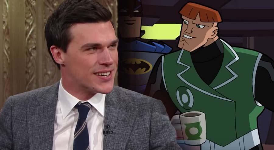 Finn Wittrock Cast in the Green Lantern HBO Max Series