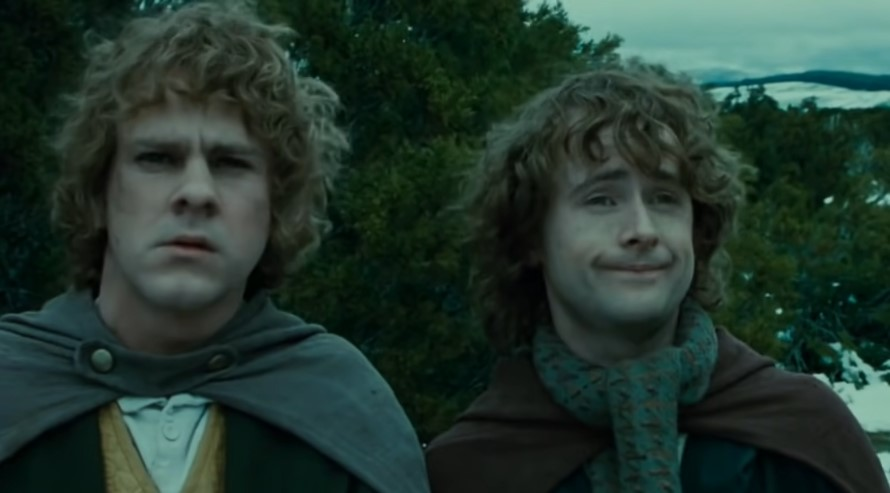 LOTR's Dominic Monaghan and Billy Boyd Launch Podcast