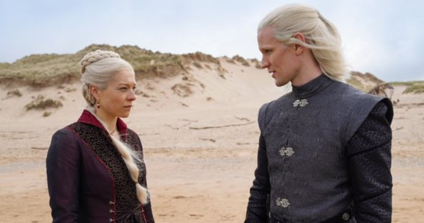 Meet Ancient Targaryens in House of the Dragon Photos