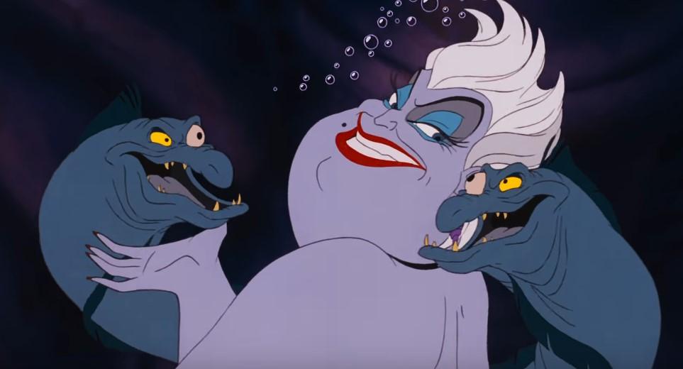 Cruella Star Emma Stone Says Ursula Deserves Spotlight Next