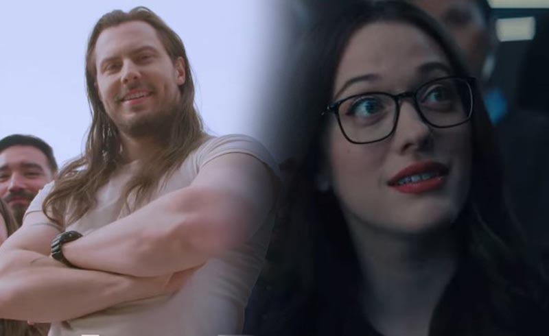 Marvel's Kat Dennings Announces Engagement with Andrew W.K.