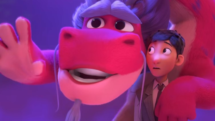 Aladdin Meets Crazy Rich Asians in First Trailer for Wish Dragon