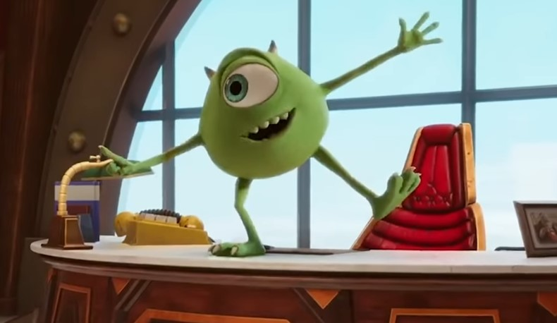 Mike and Sully are Back in First Sneak Peek for Disney's Monsters at Work