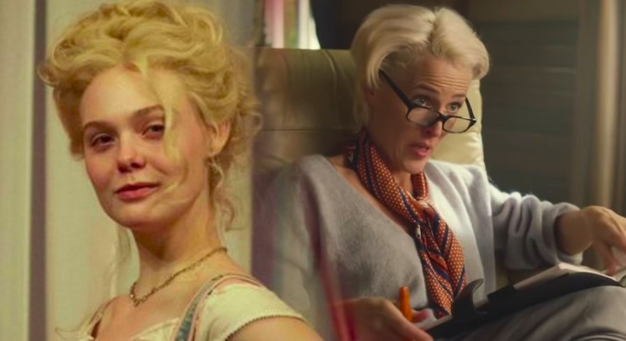 Gillian Anderson Joins The Great Season 2 as Catherine's Mother