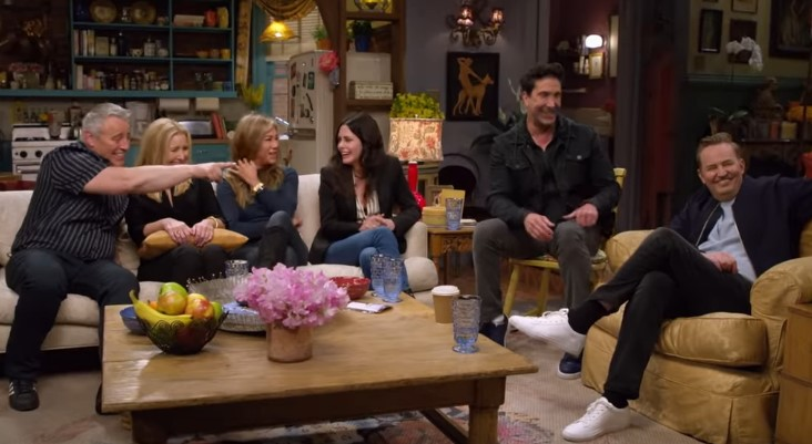 HBO Max Drops Trailer for the Friends Reunion