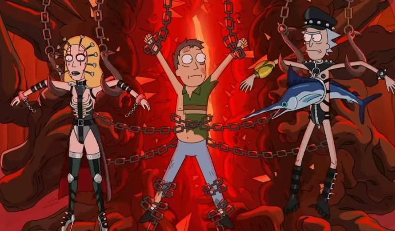New Rick and Morty Season 5 Gets A Sabotage Trailer