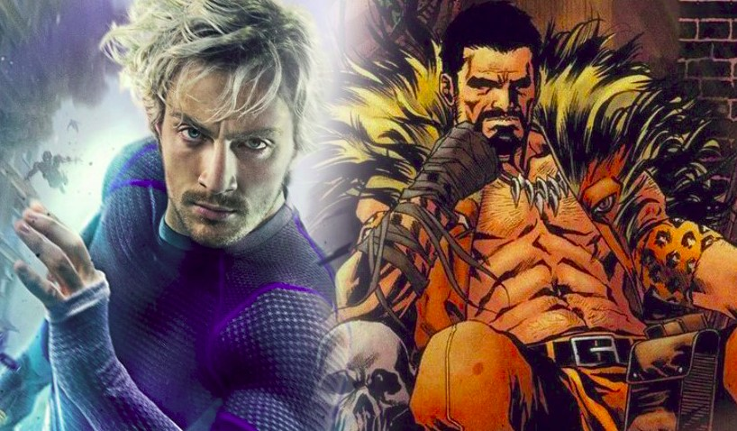 Former Avenger Aaron Taylor-Johnson Cast as Kraven the Hunter