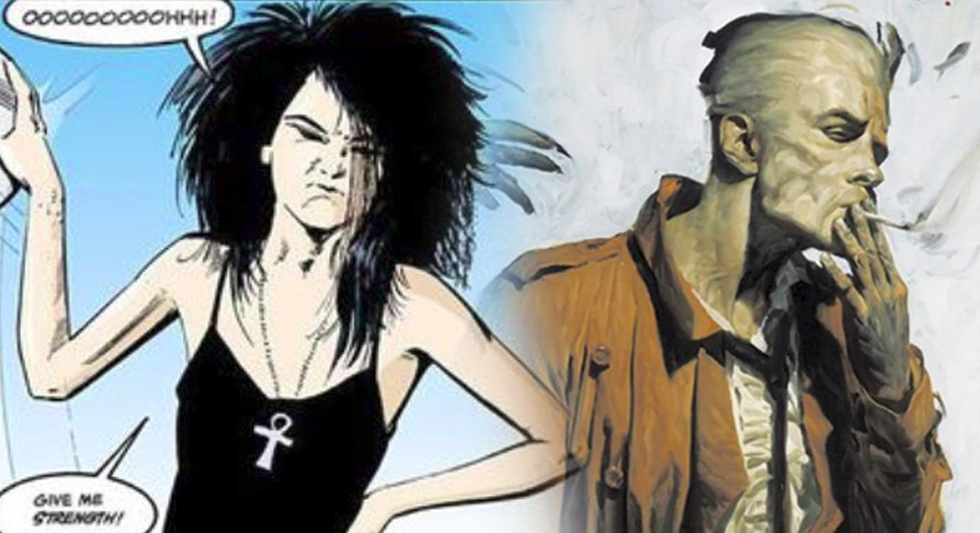 Sandman Series Casts Death, Constantine, and More