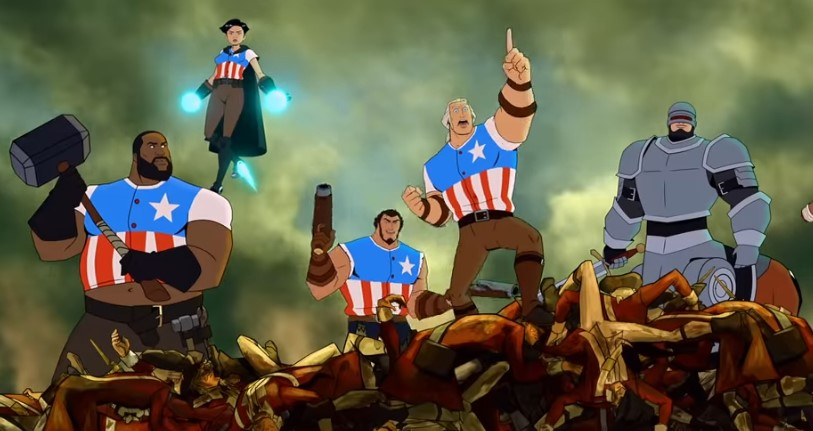 Witness the Historically Accurate First Trailer for America: The Motion Picture