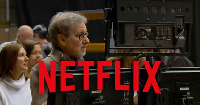 Steven Spielberg's Amblin Teams Up with Netflix for Multi-Picture Deal