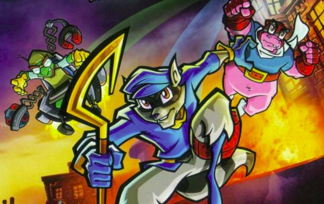Is Insominiac Teasing a New Sly Cooper Game?