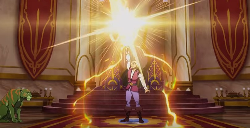 He-Man has the Power in First Trailer for Masters of the Universe: Revelation