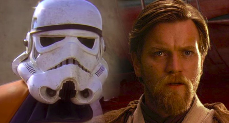 Star Wars: Ewan McGregor is Excited to Work with Empire-Era Stormtroopers
