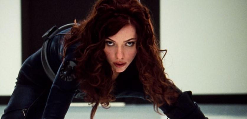 Scarlett Johansson Happy Marvel Decided to De-Sexualize Black Widow