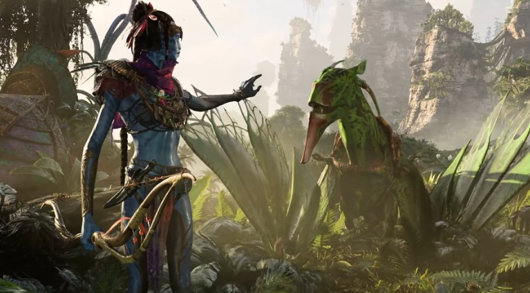 Watch the First Look at Ubisoft's Avatar: Frontiers of Pandora