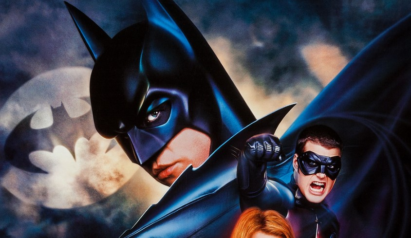 Val Kilmer Reacts to DC Refusing to Let Batman Eat P*ssy
