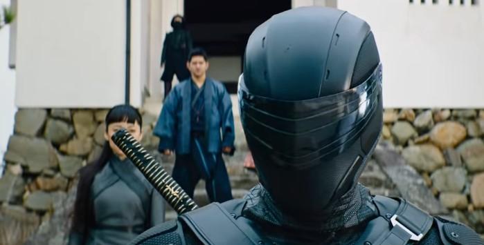 G.I. Joe Gets Rebooted in New Trailer for Snake Eyes