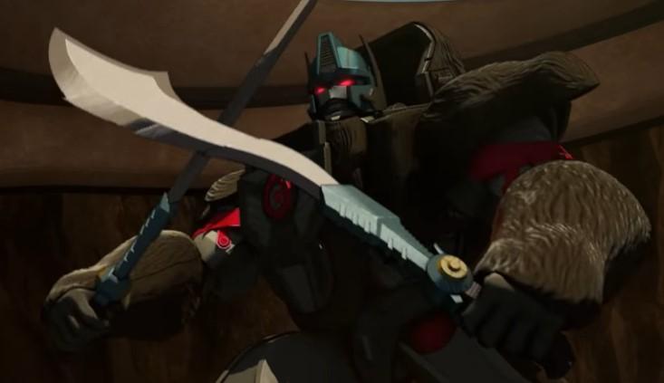 Transformers: War for Cybertron Trilogy – Kingdom Gets New Trailer