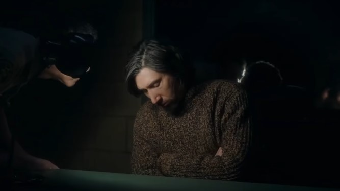 Adam Driver Sang While Mimicking Cunnilingus in 'Annette'