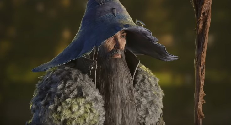 Check Out Gandalf, Thranduil, and More in the Lord of the Rings: Gollum Game