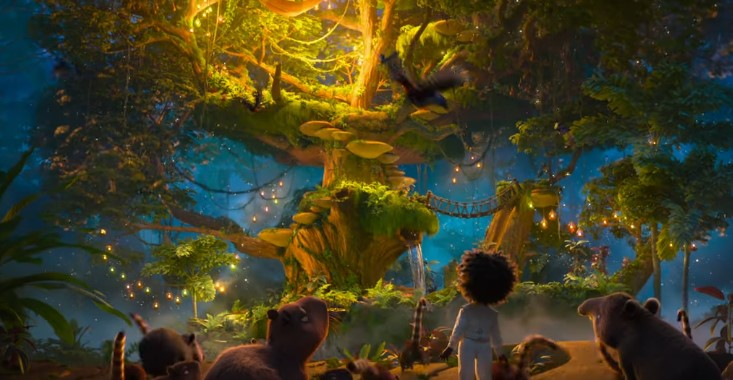 Disney Drops Magical New Trailer for Encanto