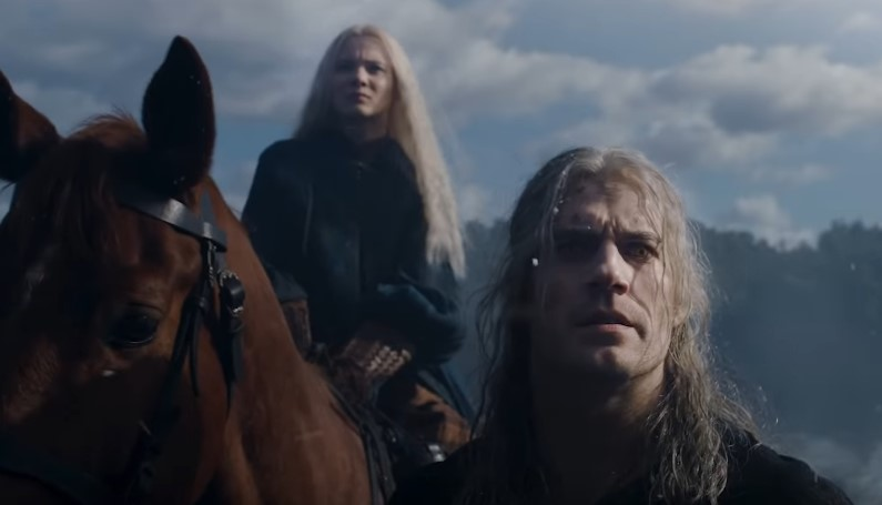 Ciri and Geralt Return in New Trailer for The Witcher Season 2