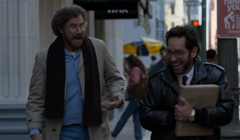 Will Ferrell and Paul Rudd Team Up in New Trailer for 'The Shrink Next Door'