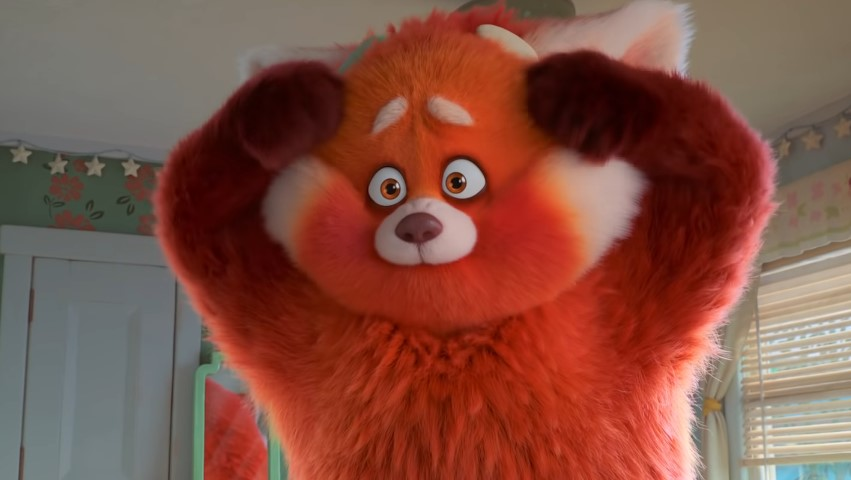 Pixar Drops New Teaser for Turning Red
