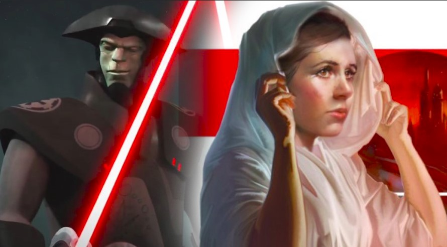 Young Leia and an Inquisitor Allegedly Cast in Obi-Wan Kenobi Series