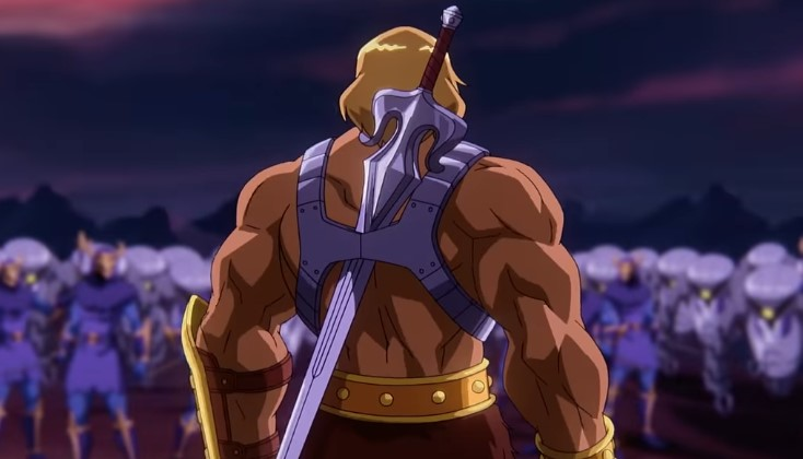 He-Man Actor Gives Inside Look at Netflix's Masters of the Universe: Revelation