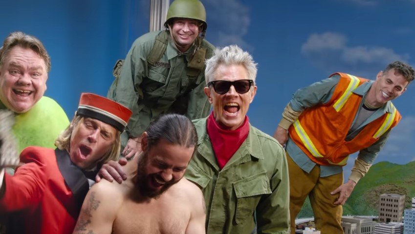 Johnny Knoxville and Friends Return in First Trailer for Jackass Forever