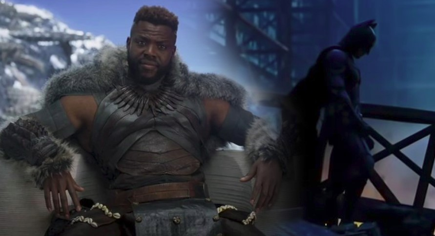 Black Panther's Winston Duke to Voice Batman in Podcast Show from Dark Knight Writer