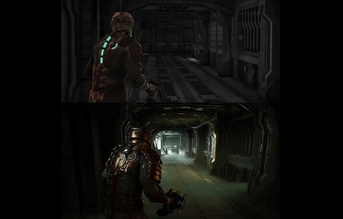 Check Out the Technical Upgrades of the Dead Space Remake