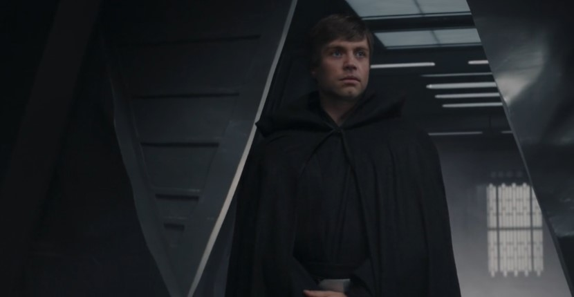 The Mandalorian Came Up with Fake Concept Art to Hide Mark Hamill's Return