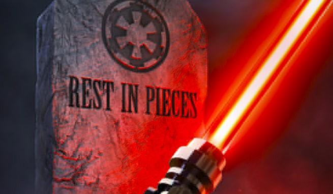 Disney Announces LEGO Star Wars Halloween Special