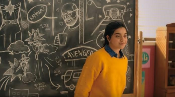Ms. Marvel Promo Art Suggests Change in Kamala Khan's Powers