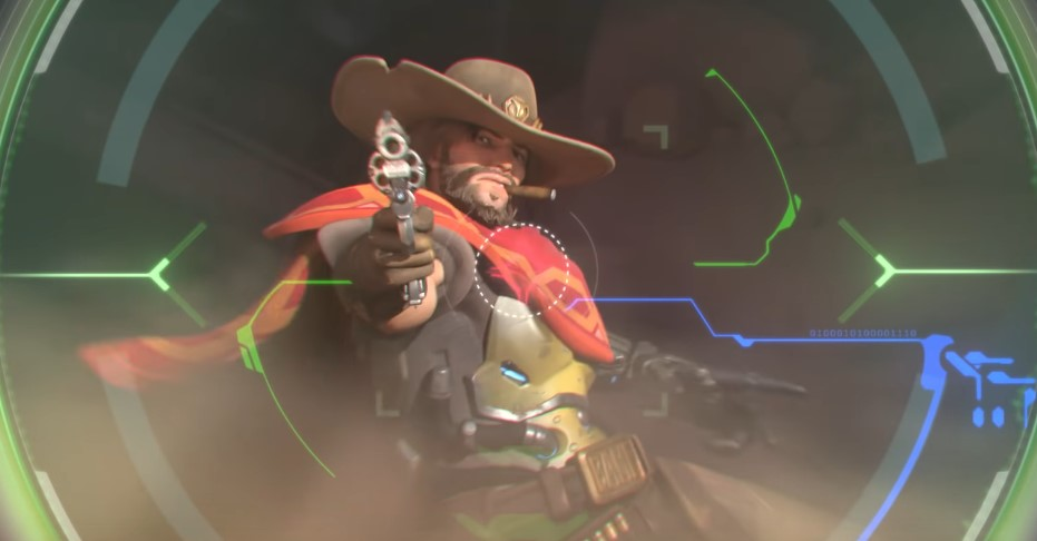 Overwatch Officially Renaming McCree