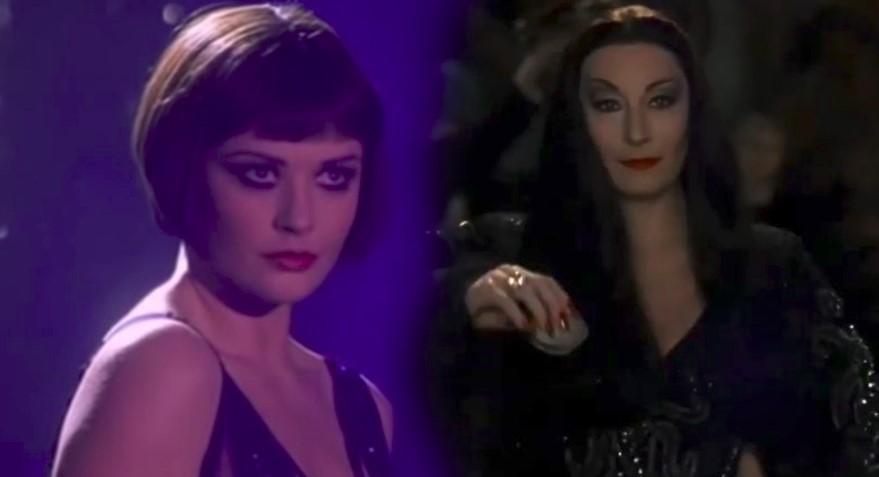 Catherine Zeta-Jones to Play Morticia in Tim Burton's Addams Family Spinoff