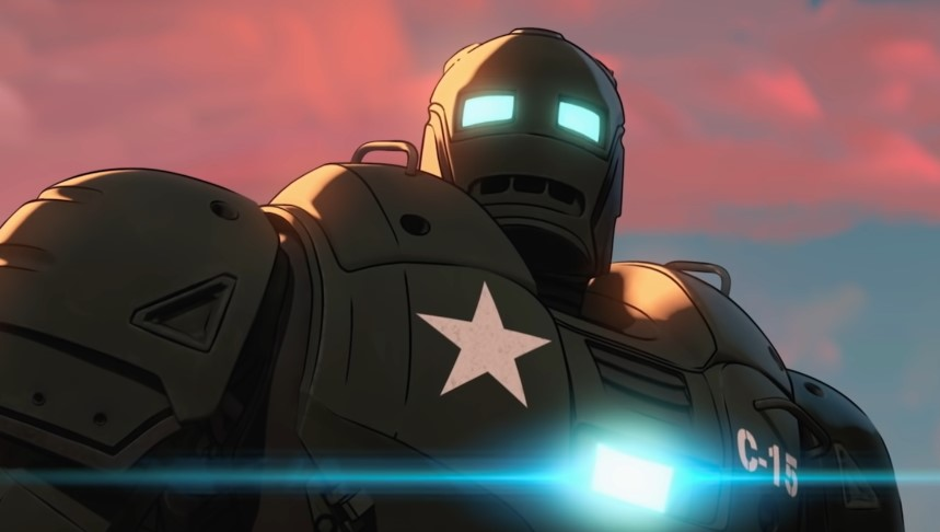Steve Rogers is 'Iron Man' in New Clip from Marvel's What If…?