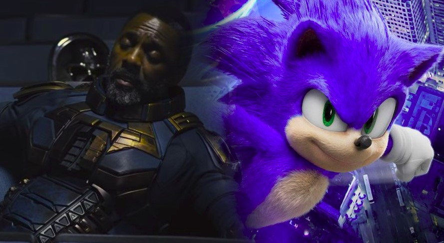 Idris Elba Cast as Knuckles in Sonic the Hedgehog Sequel