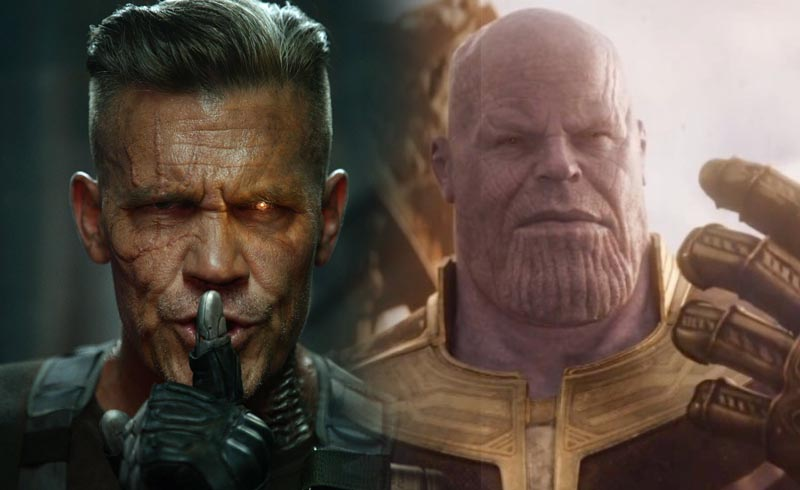 Marvel Allegedly Wants Josh Brolin's Cable Back