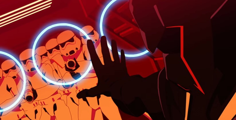 Watch Stunning Animation in First Trailer for Star Wars: Visions
