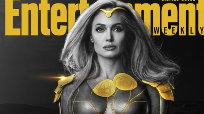 Marvel's Eternals Shine in New Covers from EW