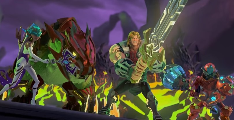 He-Man Gets CG Reboot in New Masters of the Universe