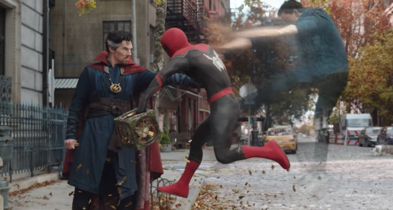 The Multiverse Beckons in Spider-Man: No Way Home First Trailer