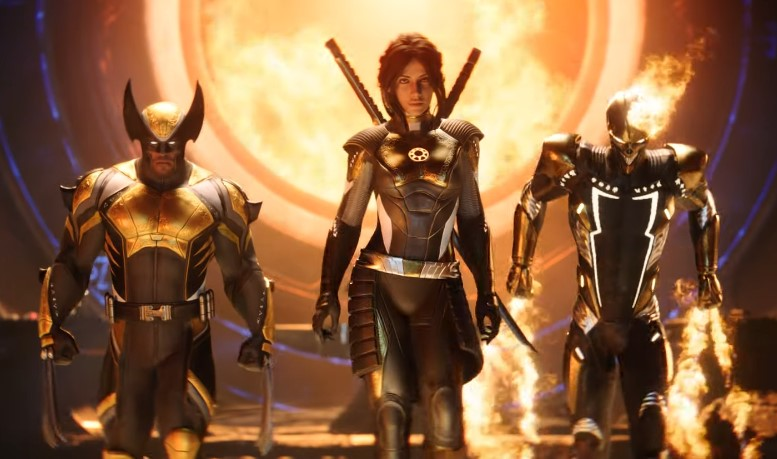Watch Announcement Trailer for Marvel's Midnight Suns